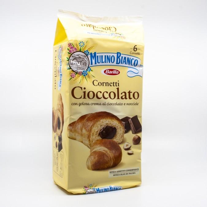 Mulino Bianco Cornetti Cioccolato 6db 300g