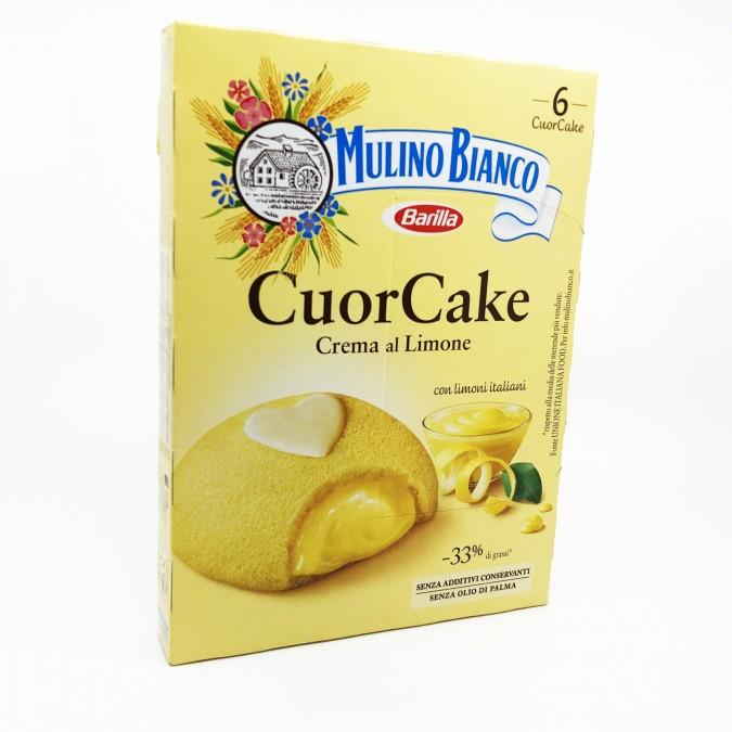 Mulino Bianco Cour Cake - Crema Limone 210g