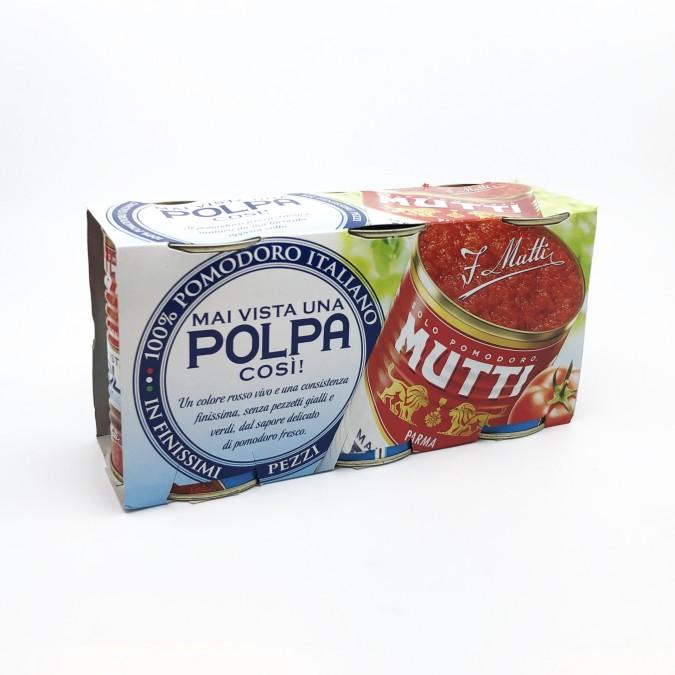 Mutti Polpa Pomodoro Cosi 3x400g